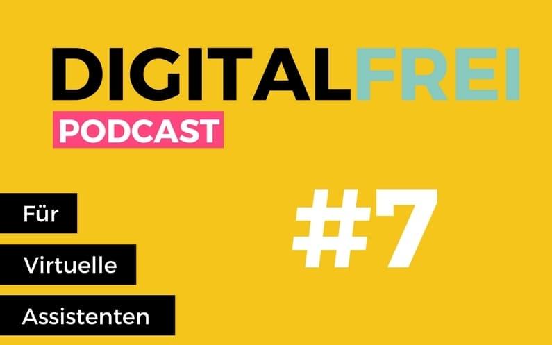 DF #7: Mit Natascha Waldraff – Virtuelle Assistenz / Virtuelle Assistentin / Chile / Ortsunabhängig