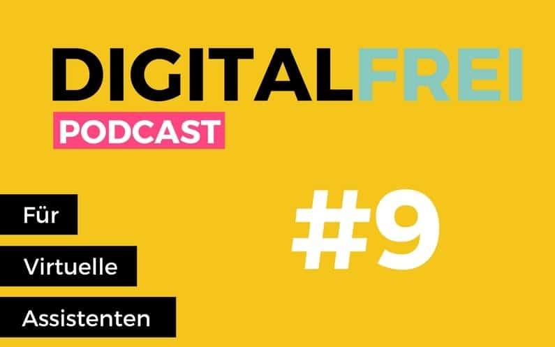 DF #9: Mit Yvonne Baer – Online Unternehmerin & Auftraggeberin für VA´s