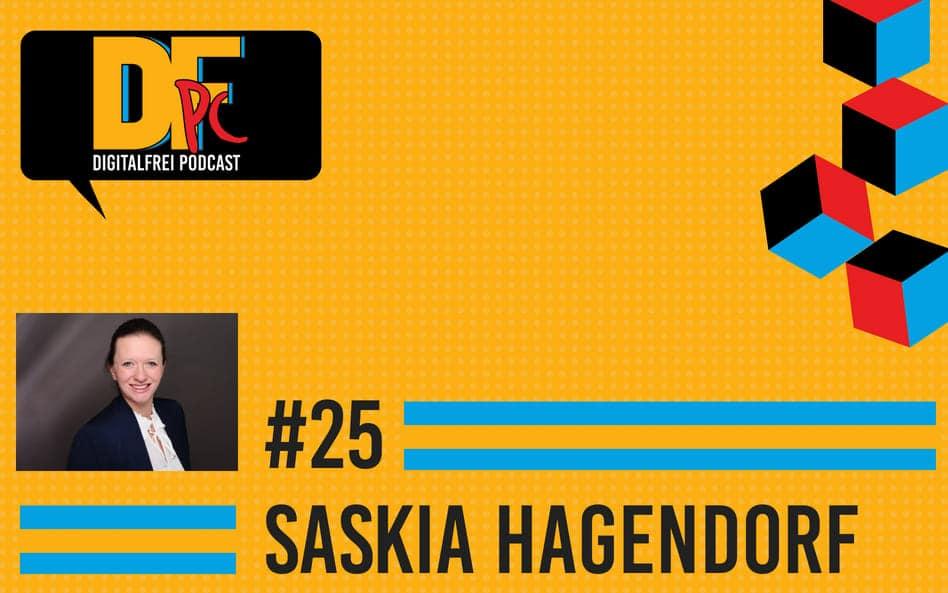 DFP #25 mit Saskia Hagendorf. Saskia ist 29 Jahre alt, Mutter, verheiratet und startet ab dem 1.8 als Virtuelle Assistentin!