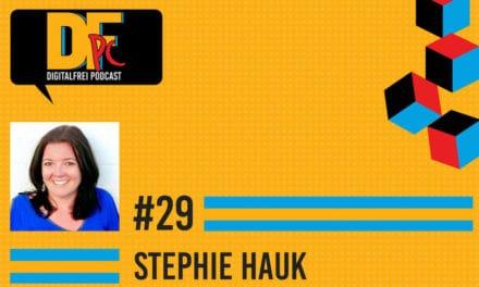 DFP #29 mit Stephie Hauk. Amazon FBA als Start zur Virtuellen Assistenz.