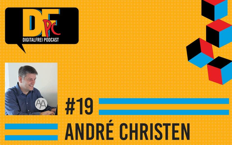 DFP #19 mit André Christen: Ortsunabhängiger Virtueller Assistent, der mit seinem Wohnmobil auf Tour ist
