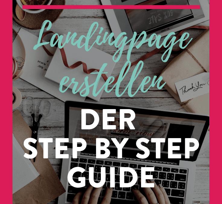 Landingpage erstellen: So erstellst du eine Landingpage (Komplette Anleitung mit Beispielen)