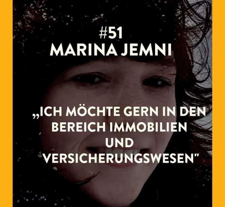 #51 – Marina Jemni – Virtuelle Assistenz in der Immobilien und Versicherungsbranche