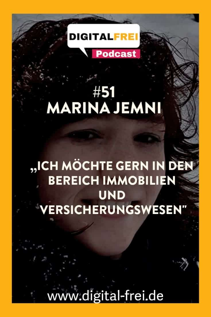 Marina Jemni Digitalfrei Podcast