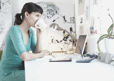 7 effektive Tipps für mehr Produktivität, wenn man als Virtueller Assistent von zu Hause arbeitet