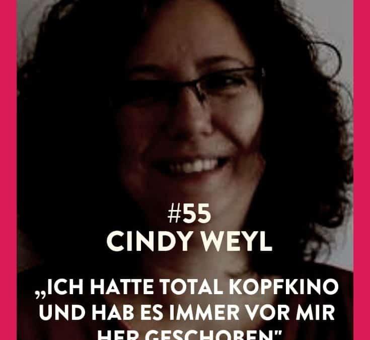 #55 – Cindy Weyl – Arbeitet nebenberuflich als VA