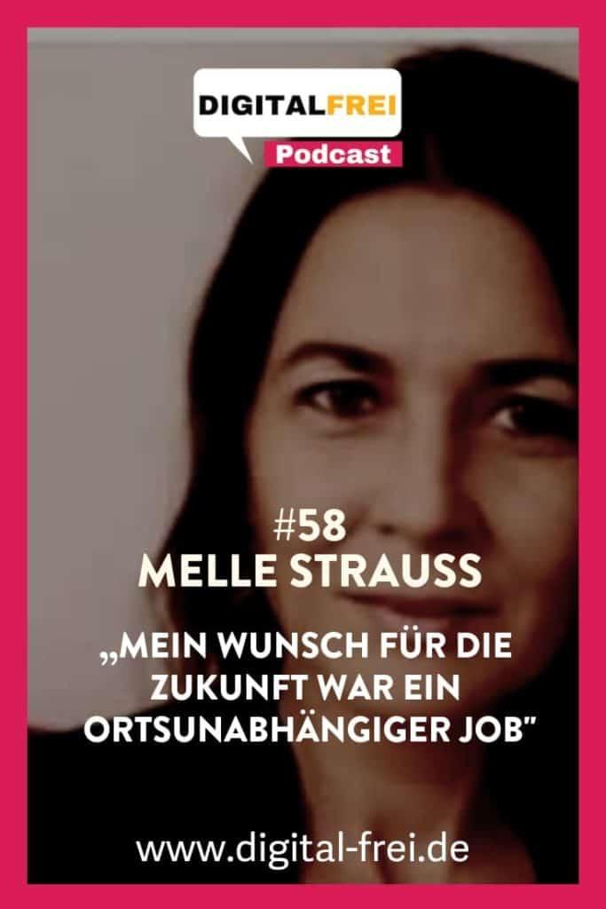 Melanie Strauss Podcast