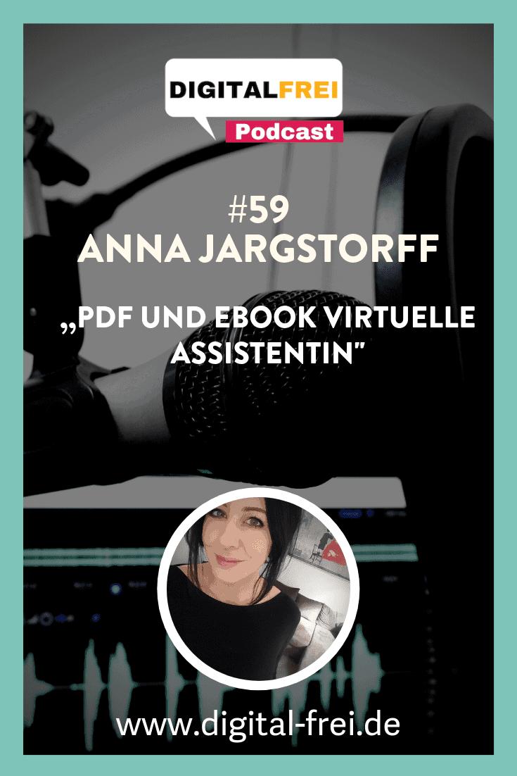 #59 – Anna Jargstorff – PDF & Ebook VA