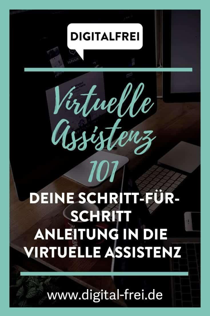 Virtuelle Assistenz 101: Deine Schritt-Für-Schritt Anleitung in die Virtuelle Assistenz