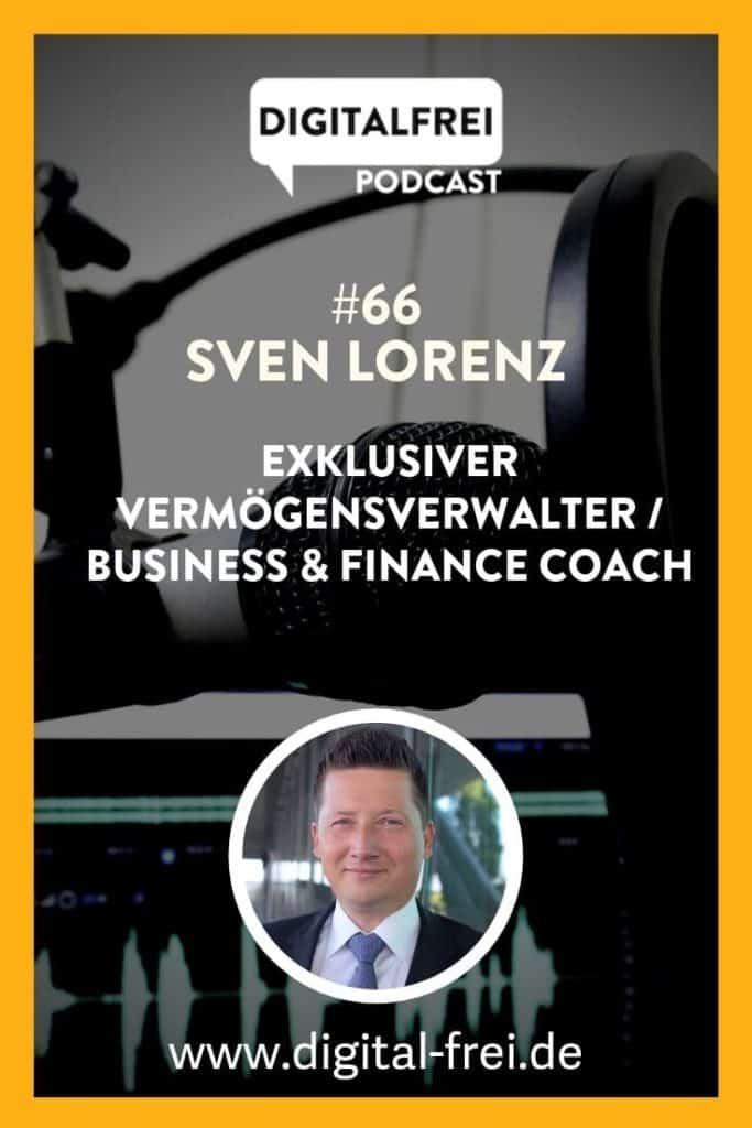 Sven Lorenz im Digitalfrei Podcast