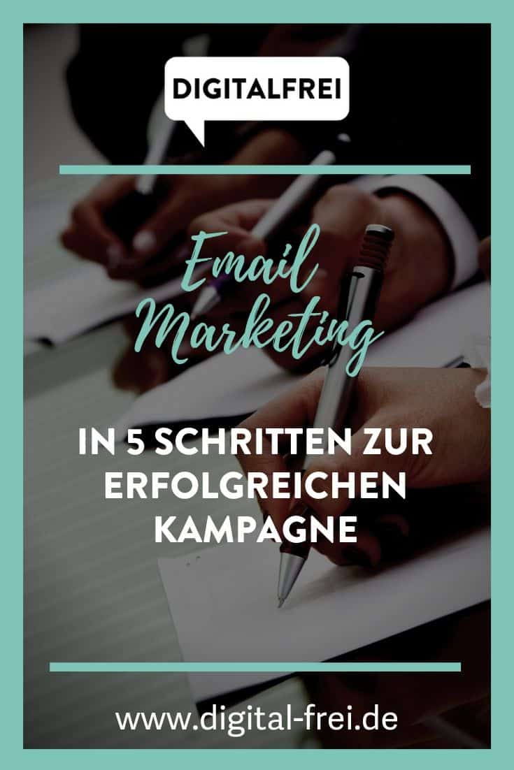 Email Marketing für VAs Digitalfrei