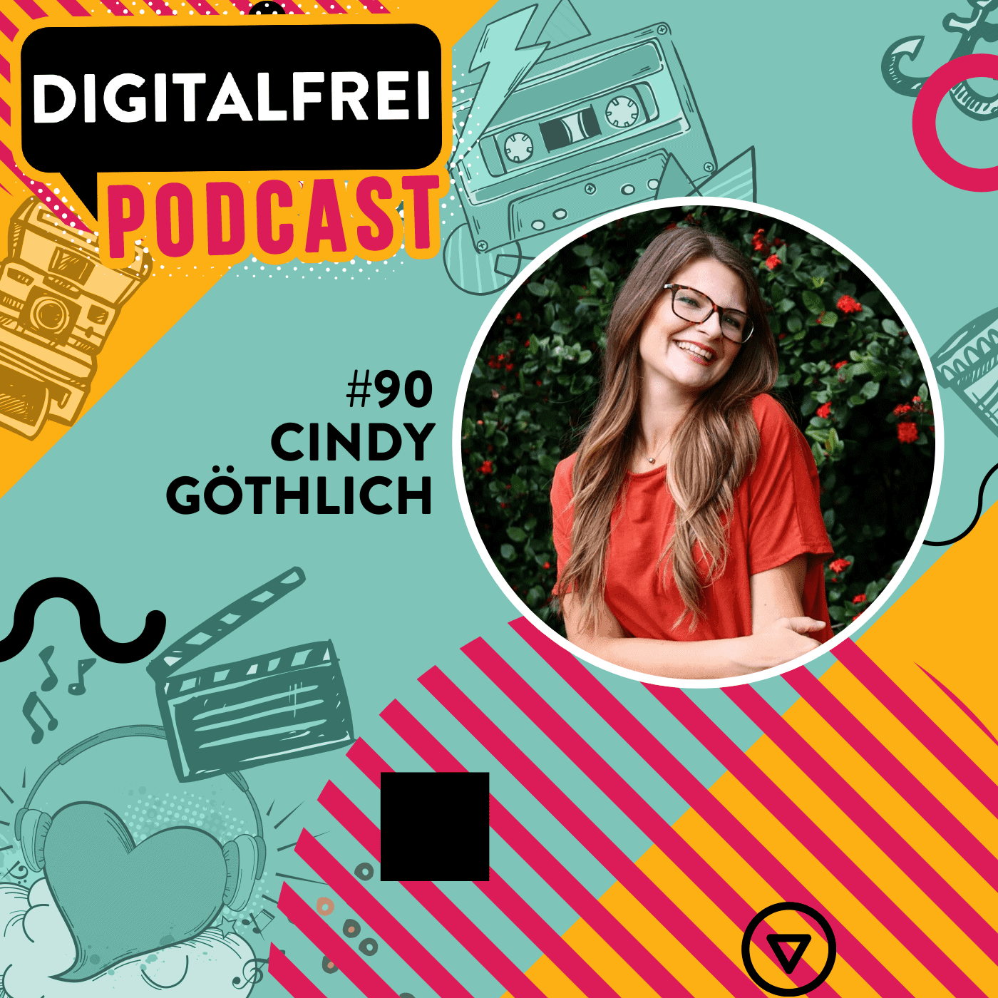 #90 – Cindy Göthlich – Digitale Nomadin und Expertin für LinkedIn