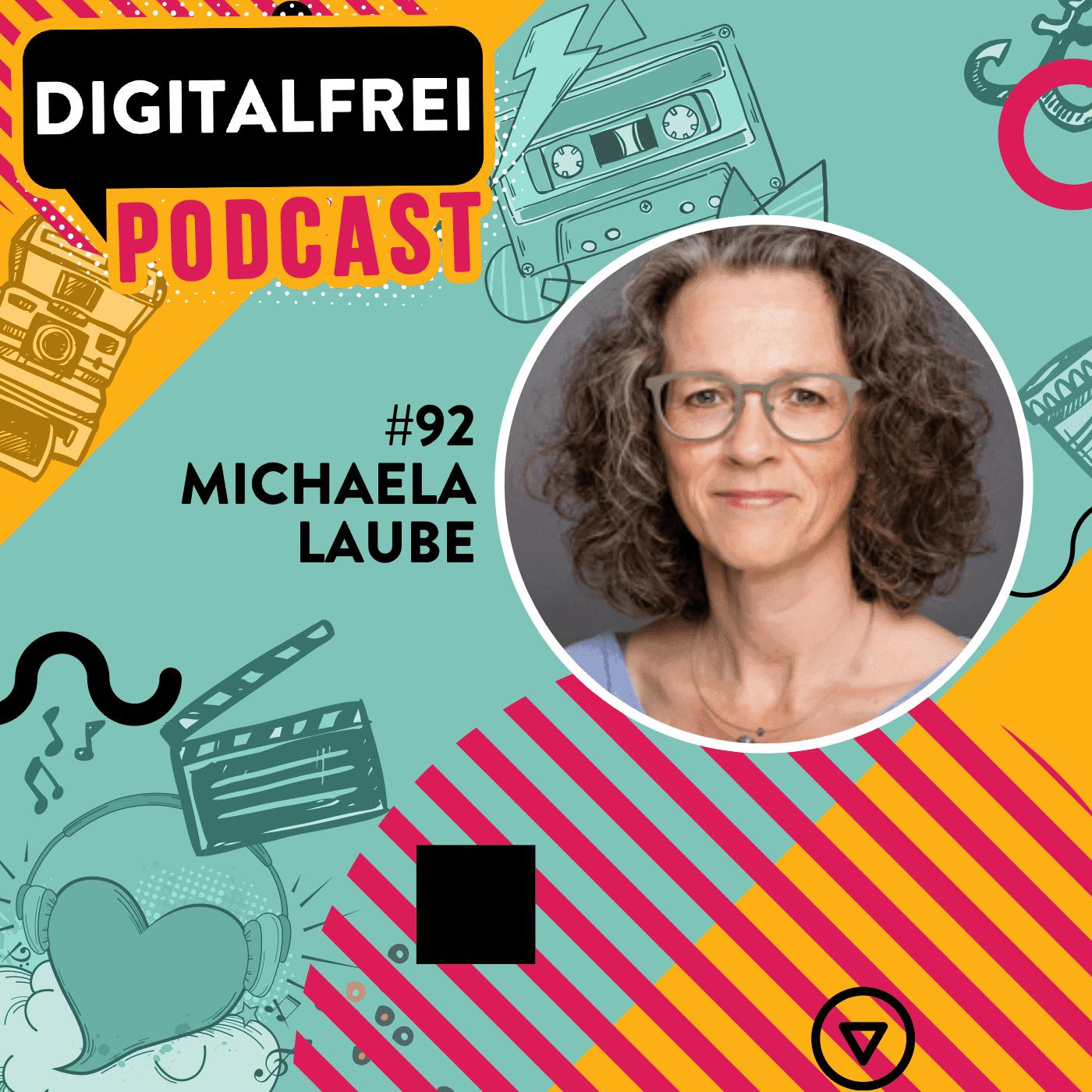 #92 – Michaela Laube – Hauptberuflich im öffentlichen Dienst und nebenberuflich Virtuelle Assistentin