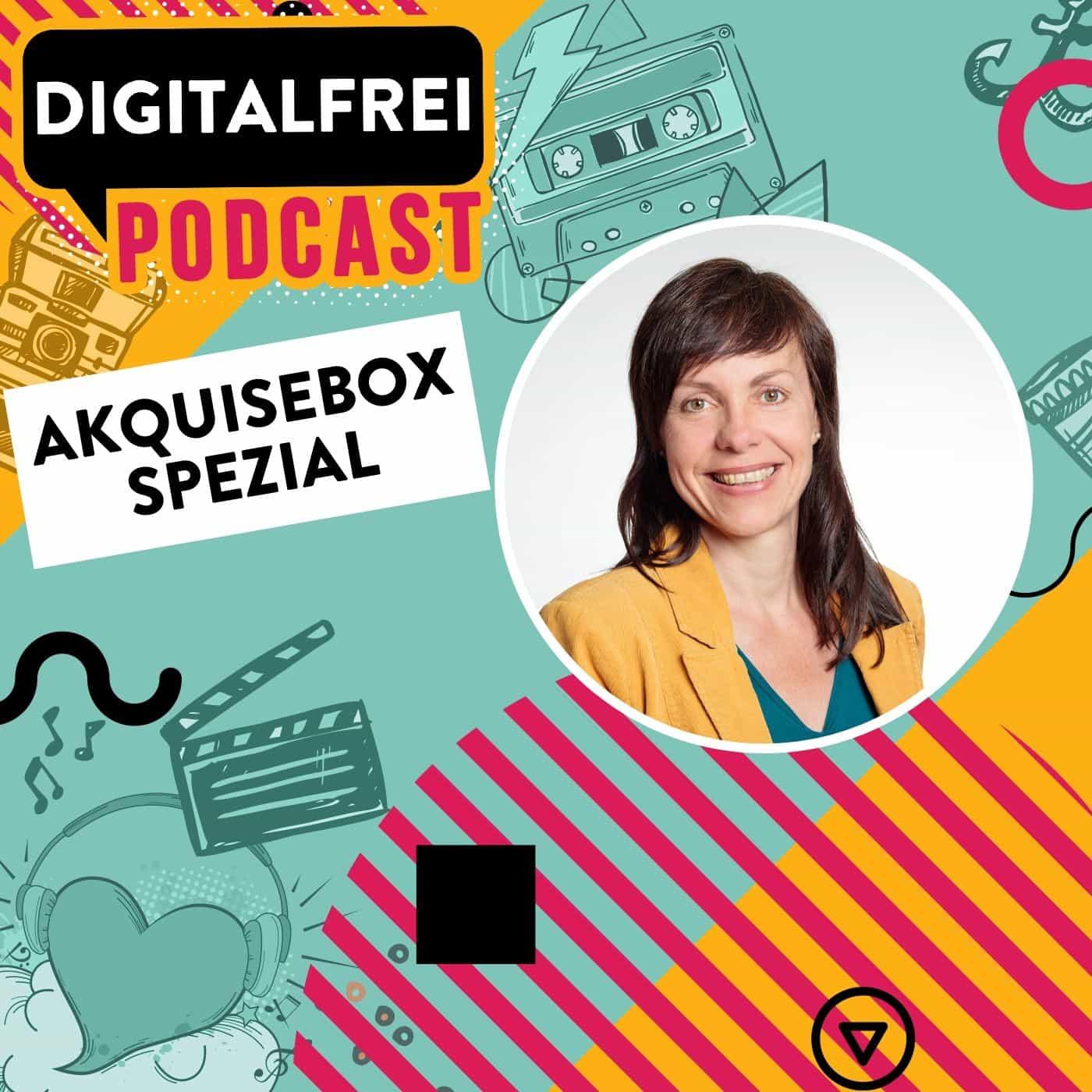 Akquisebox Spezial – Christina Bodendieck – Mehr Kunden -besser verkaufen