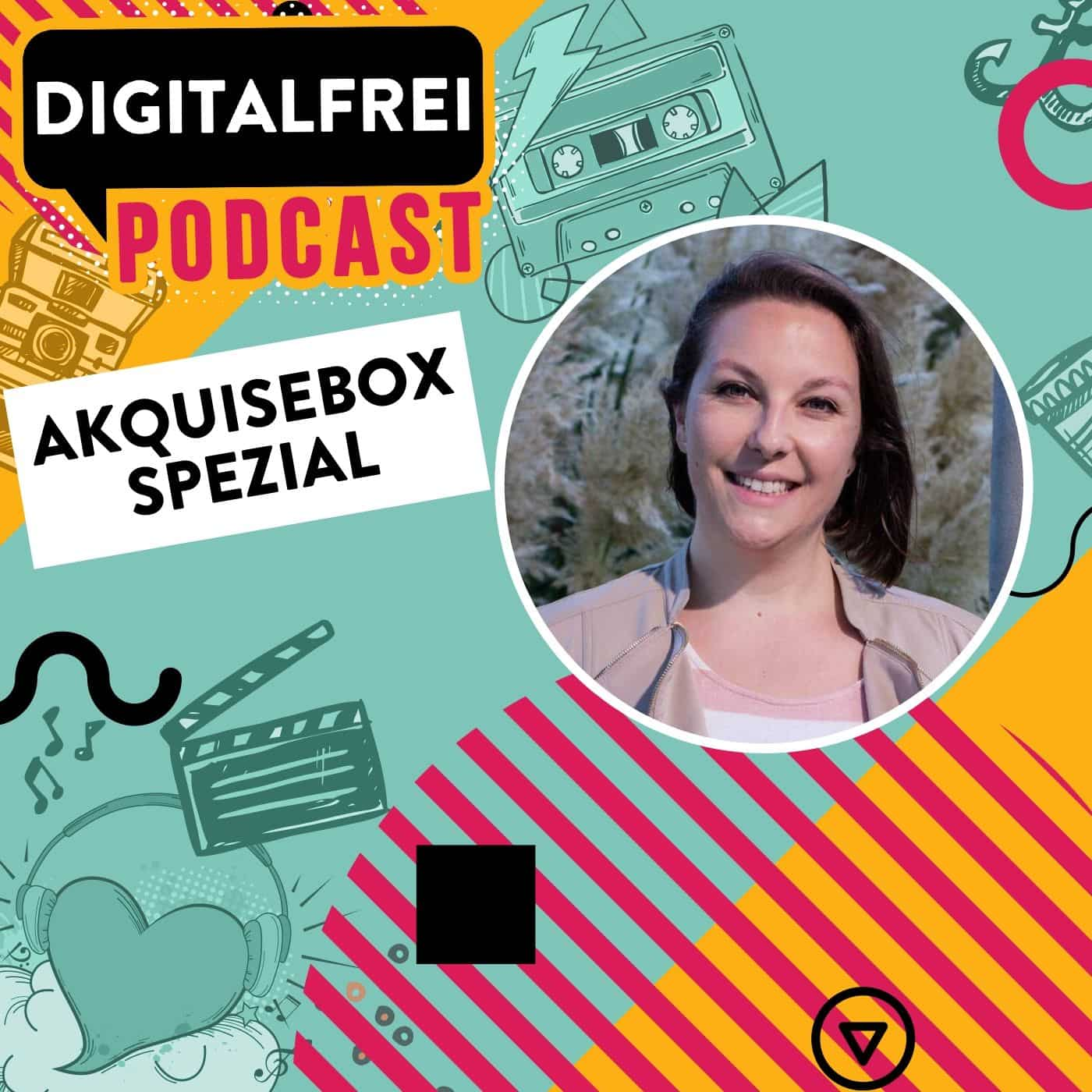 Akquisebox Spezial – Claudia Heimgartner – Marketing einfach erklärt