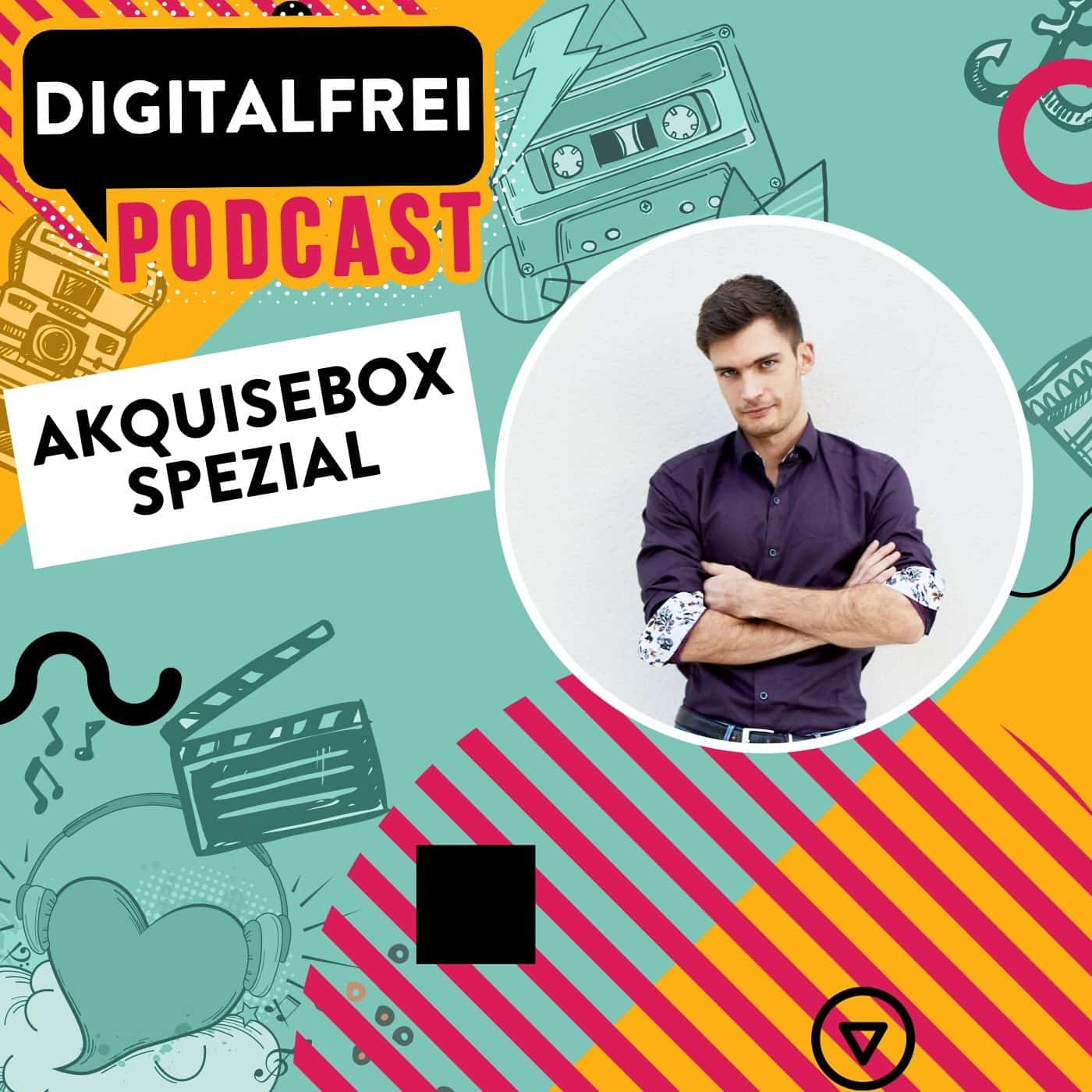 Akquisebox Spezial – Dominik Panosch – Landingpage Optimierung