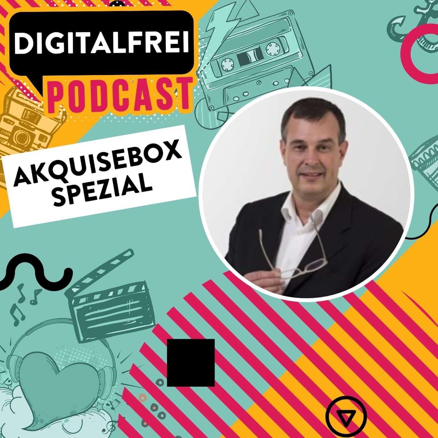 Akquisebox Spezial – Elmar G. Arneitz – Kommunikationstrainer
