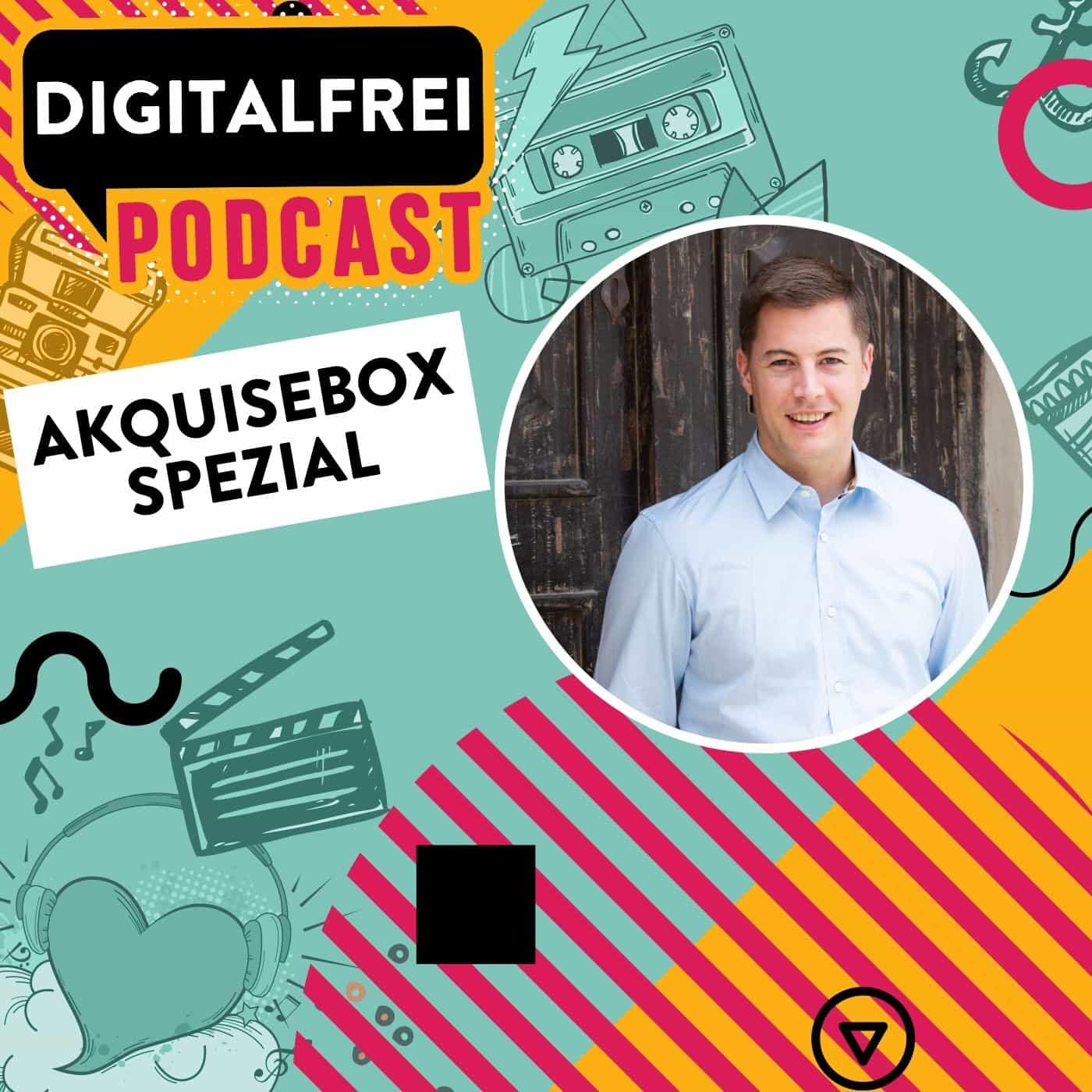 Akquisebox Spezial – Jakob Hager – Digitaler Serienunternehmer