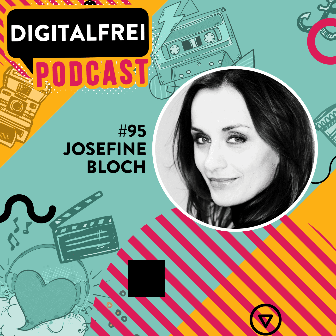 #95 – Josefine Bloch – Social Media Managerin