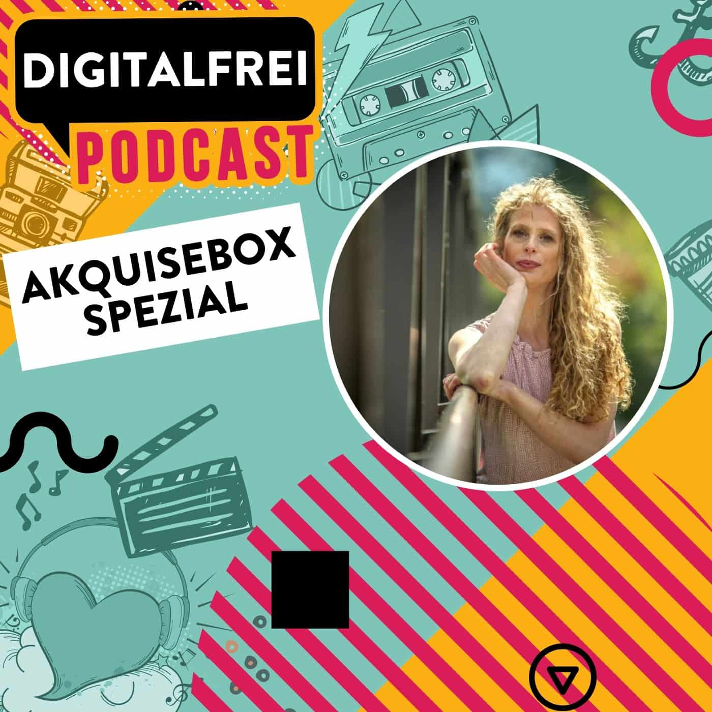Akquisebox Spezial – Miriam Betancourt – Expertin für Storytelling mit psychologischen Triggern