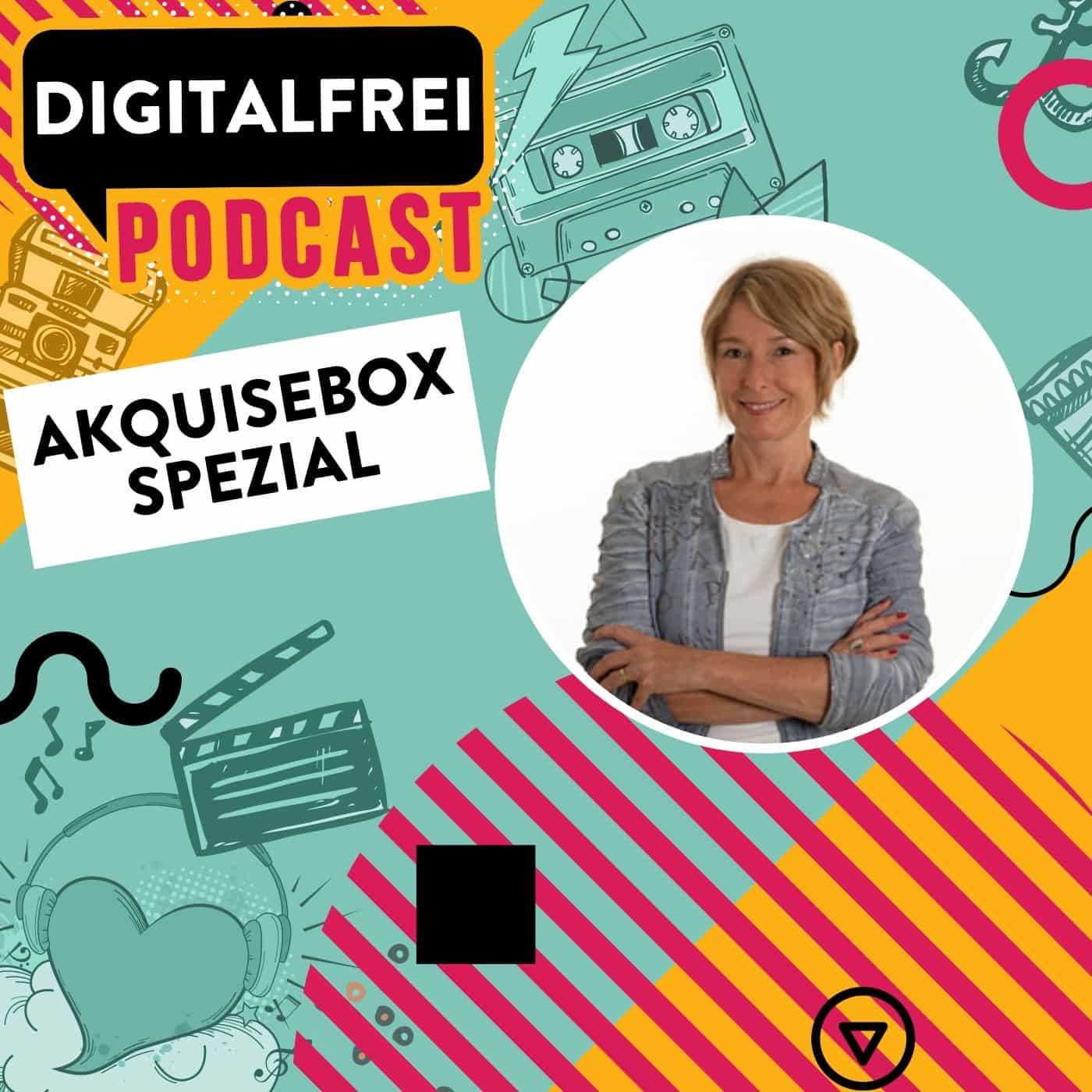Akquisebox Spezial – Sabine Piarry – Lieblingsnetzwerk XING