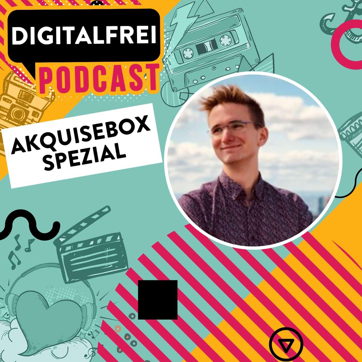 Akquisebox Spezial – Alex Schreiner – Digitaler Nomade, Weltreisender und Digital-Coach
