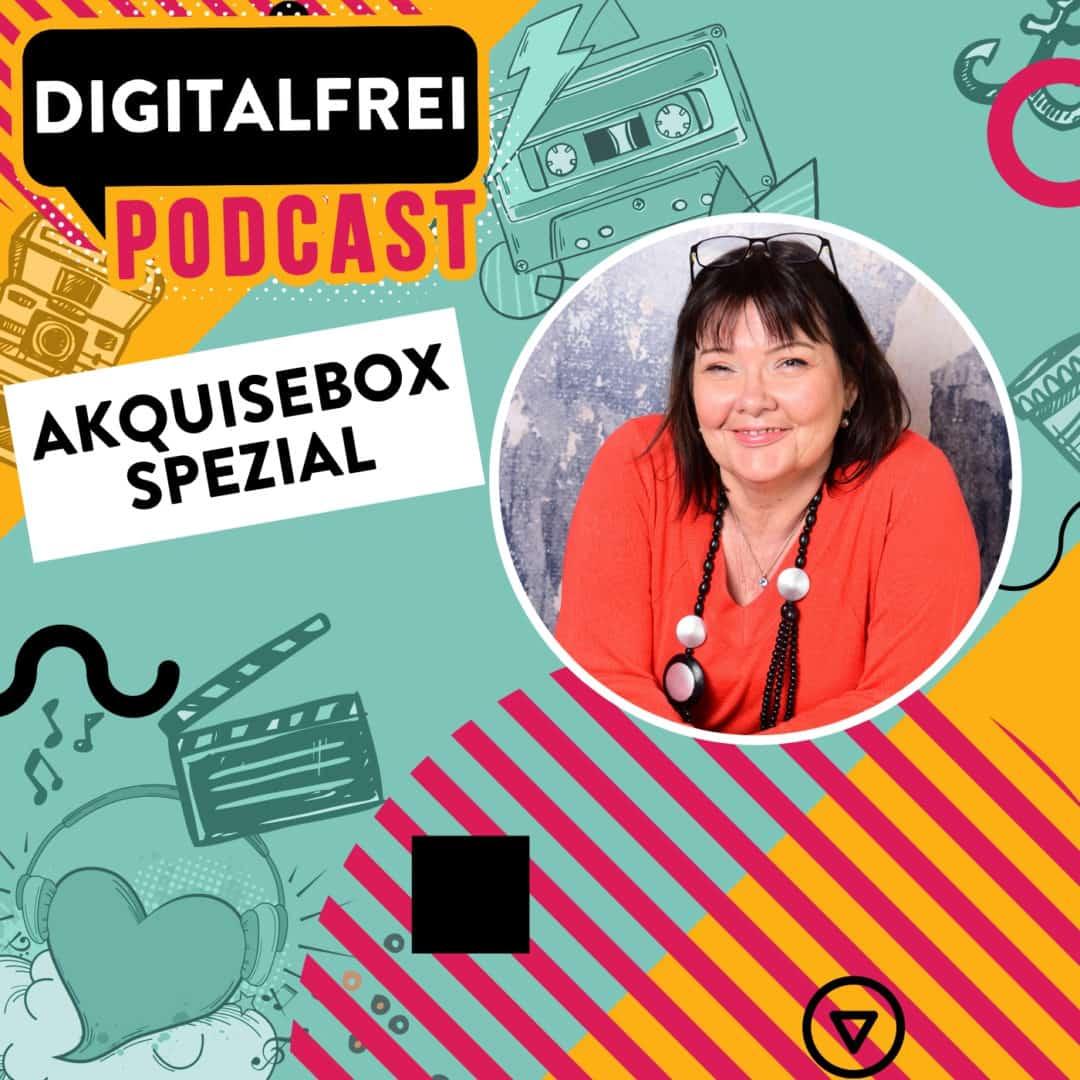 Akquisebox Spezial – Andrea Rohde – Expertin für Marketingtexte