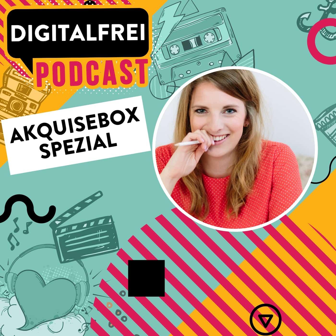 Akquisebox Spezial – Ann-Christin Schmitt-Rogalla – Texttrainerin