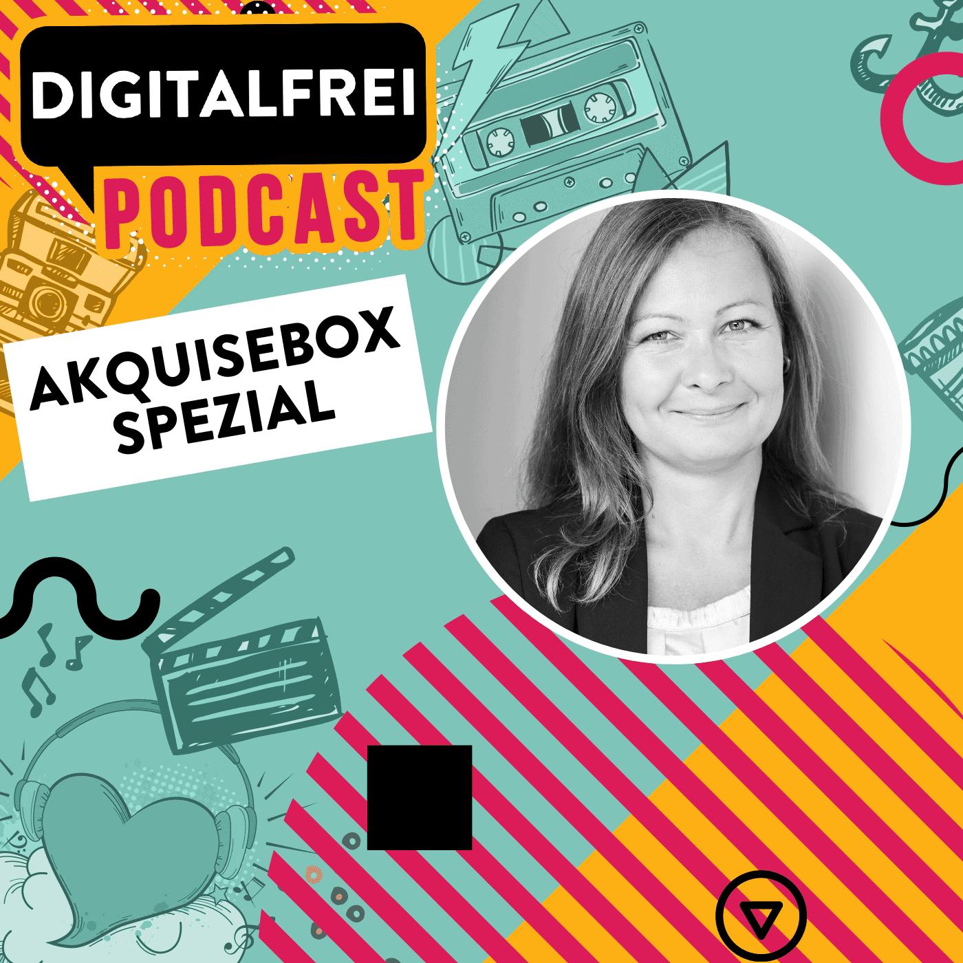 Akquisebox Spezial – Christina Karasek – Kundengewinnung mit LinkedIn