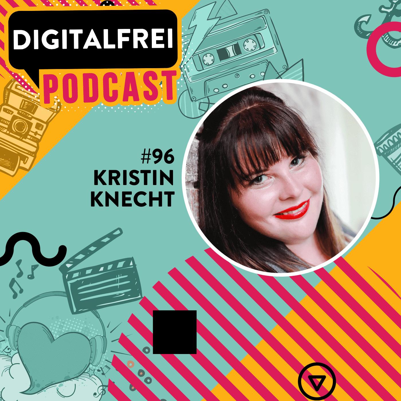 #96 – Kristin Knecht – Gewinnt ihre Kunden über LinkedIn