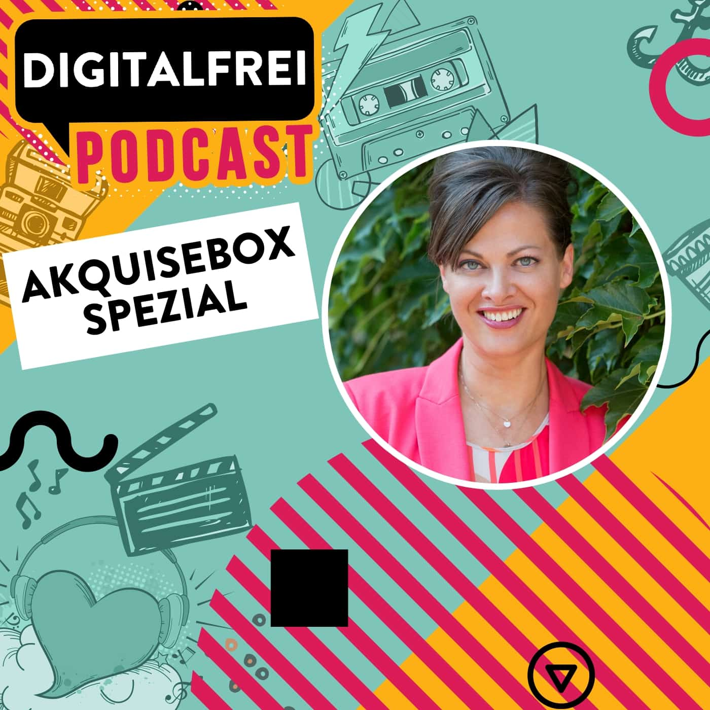 Akquisebox Spezial – Shailia Stephens – Business & Marketing für Solopreneure