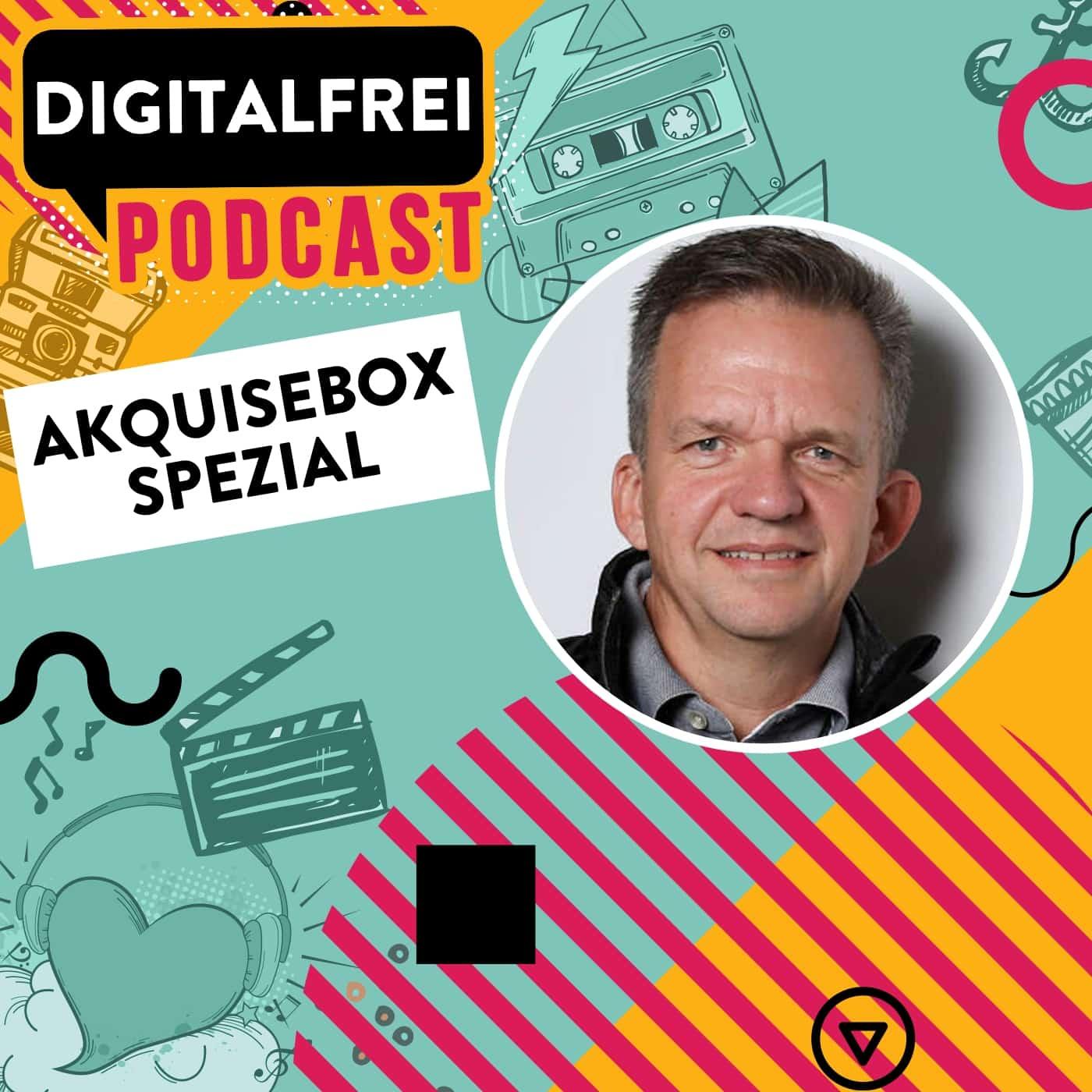 Akquisebox Spezial – Thomas Albrecht – Experte für Rhetorik und Kommunikation