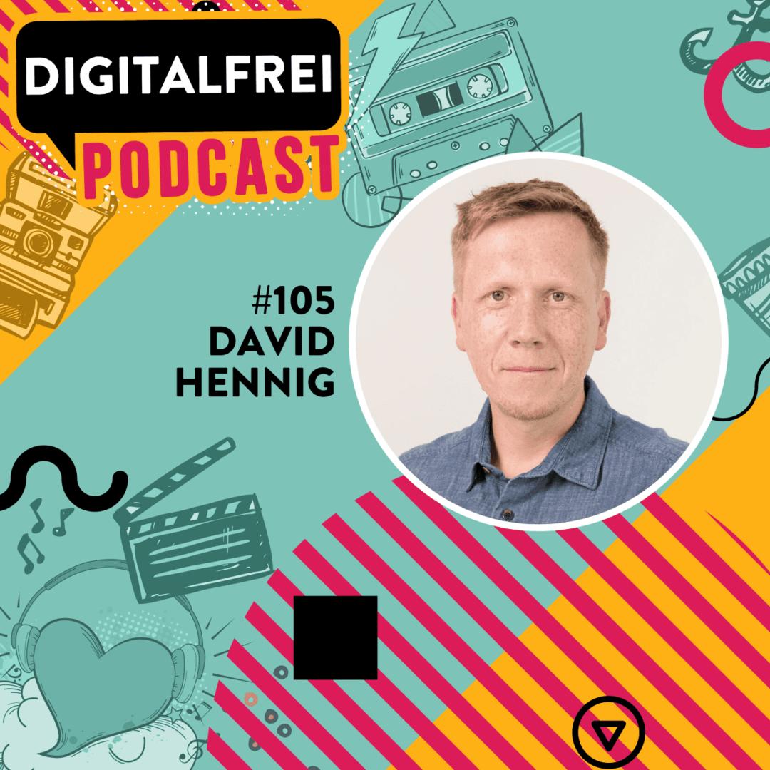 #105 – David Hennig – Unterstützt bei der Buchhaltung