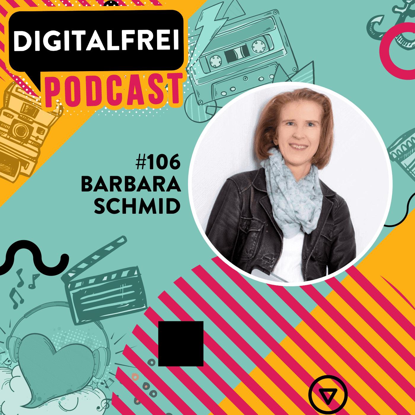 #106 – Barbara Schmid – Webseiten und SEO Expertin